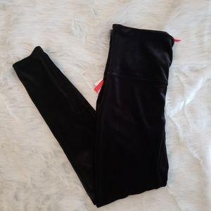 Spanx Velvet Leggings
